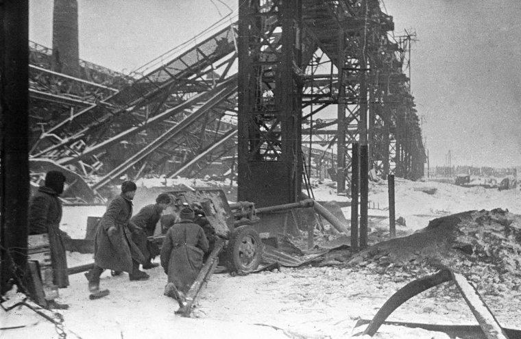 Stalingrad, Dec 10, 1942.