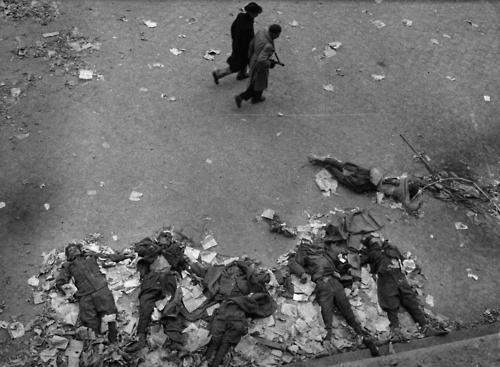 Hungarian Revolution, 1956.