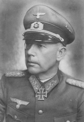 Командир 11-го армейского корпуса Вильгельм Штреммерман