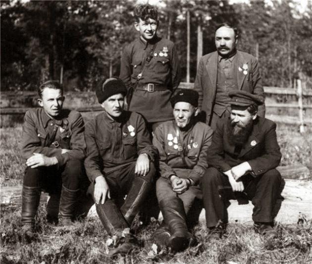 7 июня 1887 года родился Сидор Артемьевич Ковпак