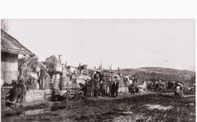 Выселение украинцев из Закерзонья, 1945 год