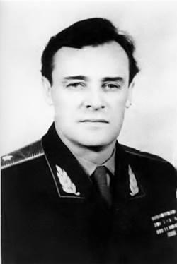 Генерал-майор КГБ СССР Александр Михайлович Коротков