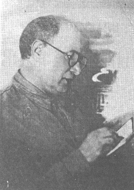 На фото: АВТОР ТЕКСТА ПЕСНИ ЯКОВ ЯДОВ