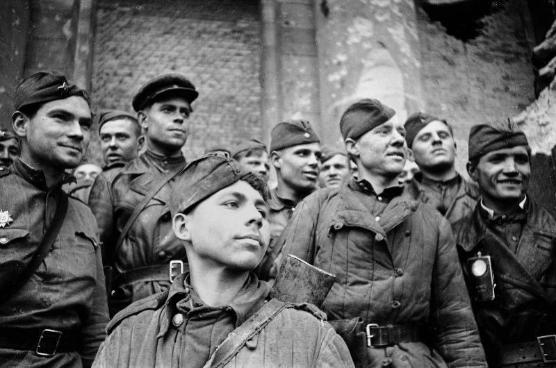 Взвод разведки 674 стрелкового полка 150-й стрелковой Идрицкой дивизии
